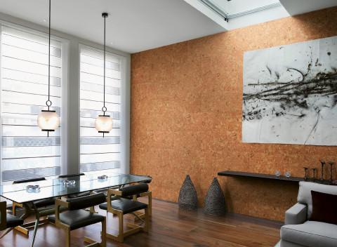 Коллекция Dekwall - Пробковое покрытие для стен